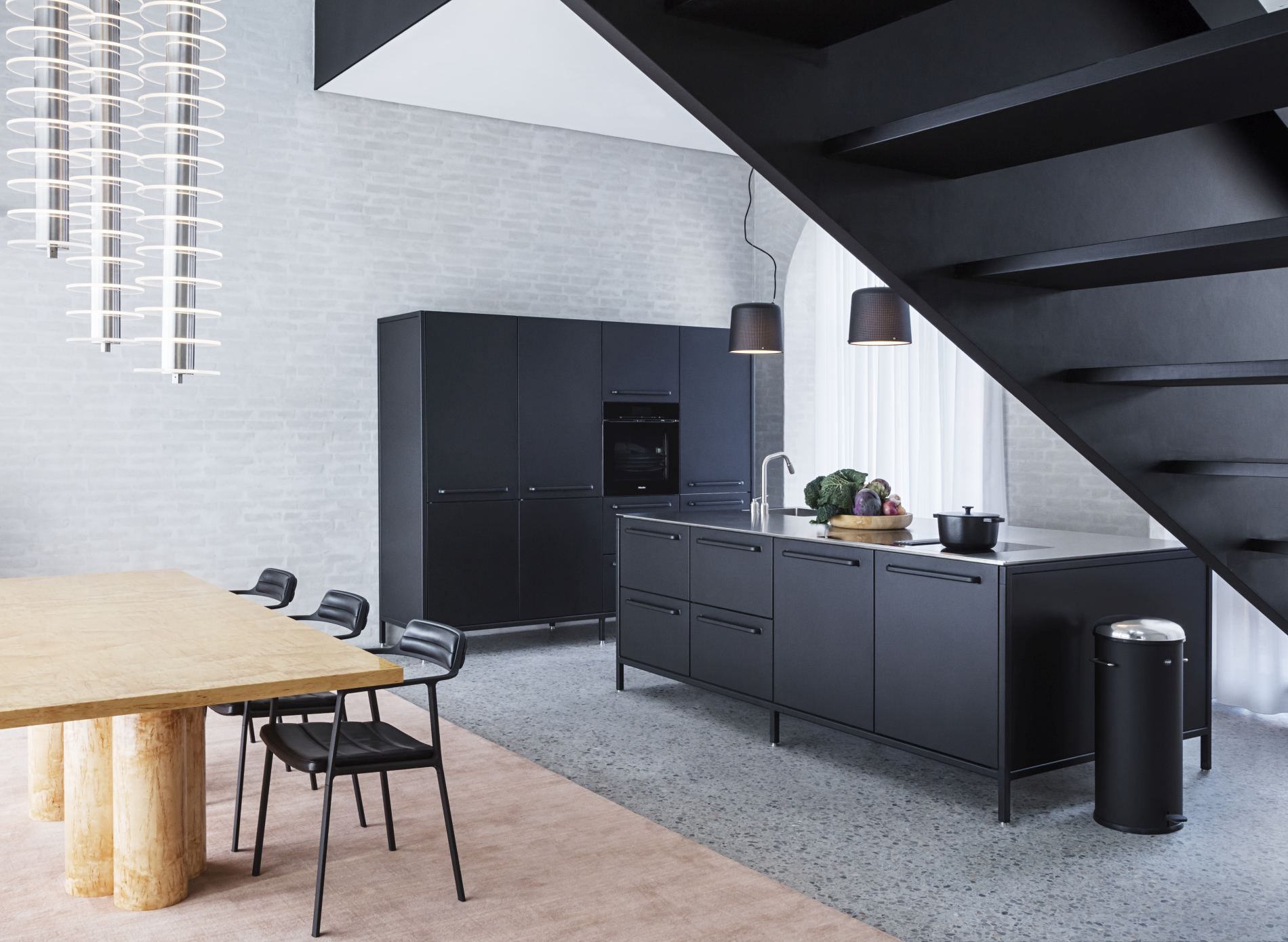Kitchen  VIPP Chimney House  Minimal Select